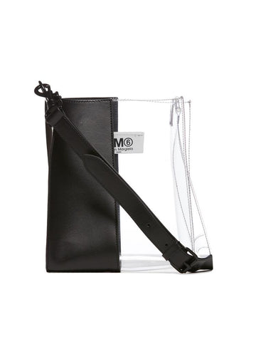 Mm6 Maison Margiela Contrast Tote Bag