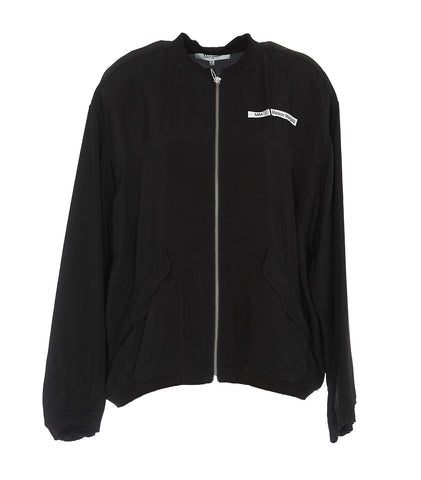 Mm6 Maison Margiela Zip-Up Jacket