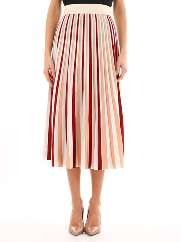 Moncler Genius 1952 Pleated Skirt