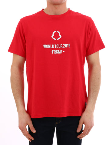 Moncler World Tour 2019 T-Shirt