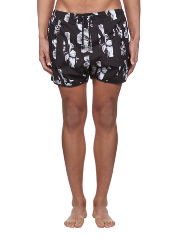 Neil Barrett Floral Swim Trunks