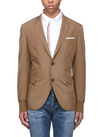Neil Barrett Button-Up Blazer