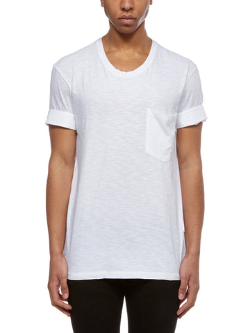 Neil Barrett Roll-Sleeve T-Shirt
