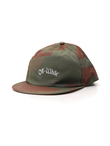 Off-White Camouflage Cap