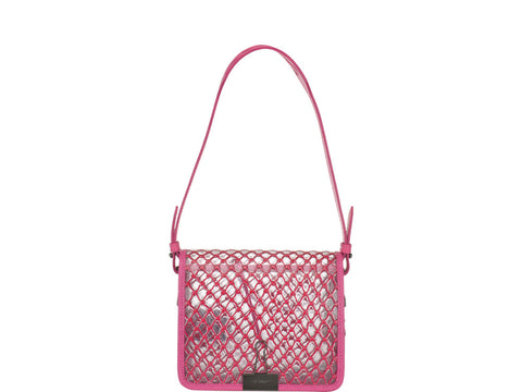 Off-White Netted Shoulder Bag