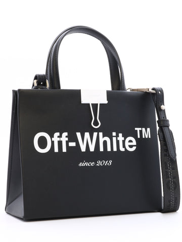 Off-White Mini Logo Box Bag