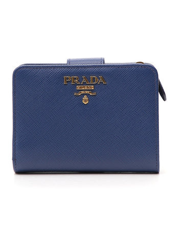 Prada Signature Wallet