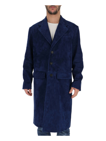 Prada Button-Up Trench Coat