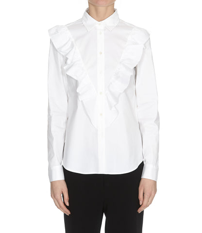 Red Valentino Frill-Detail Blouse