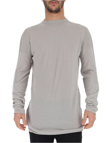 Rick Owens Oversized Crew Neck Jumper