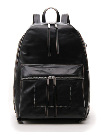 Rick Owens Babel Zipped Backpack