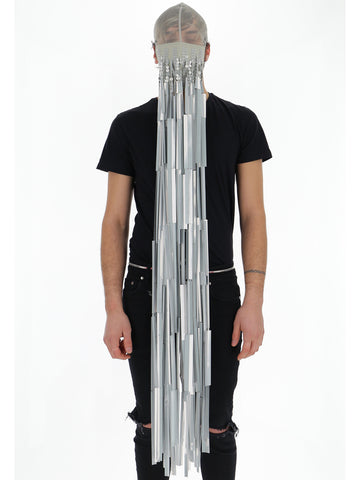 Rick Owens Babel Face Mask