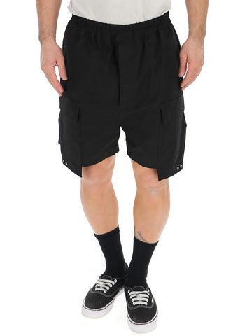 Rick Owens Relaxed Fit Cargo Shorts