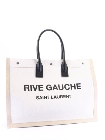 Saint Laurent Rive Gauche Shopper Tote