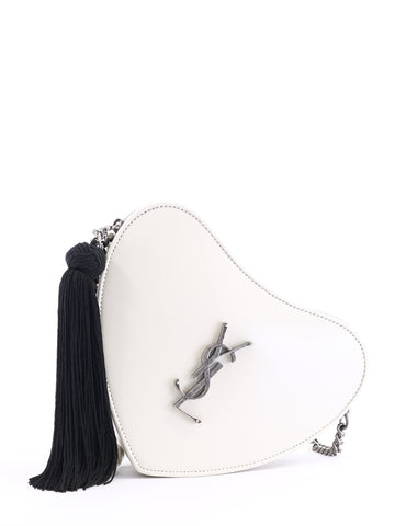 Saint Laurent Heart Shoulder Bag