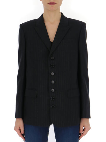 Saint Laurent Pinstripe Blazer