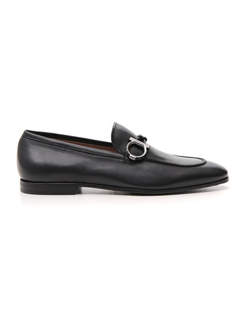 Salvatore Ferragamo Buckle Loafers