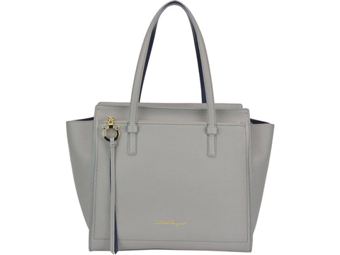 Salvatore Ferragamo Double Handle Bag
