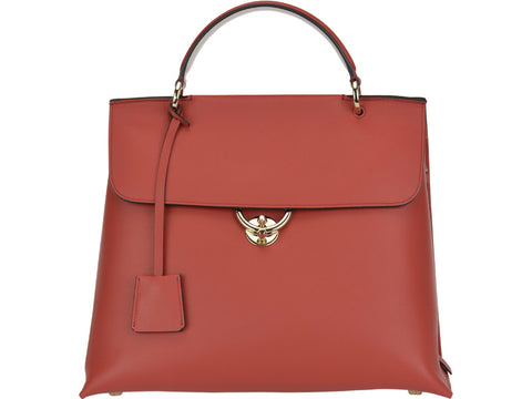 Salvatore Ferragamo Top Handle Tote