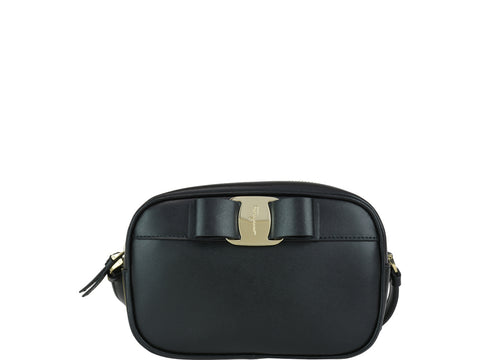 Salvatore Ferragamo Vara Bow Camera Bag