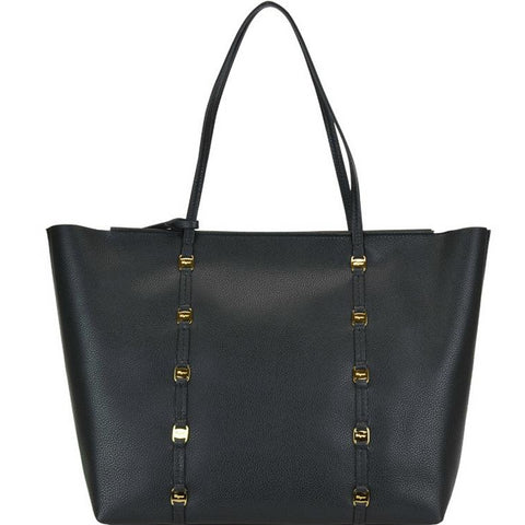 Salvatore Ferragamo Chain Detail Tote Bag