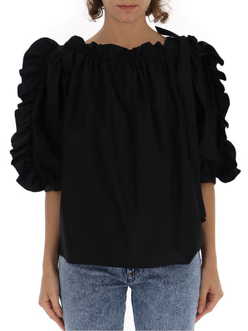 See By Chloé Ruched Loose Top