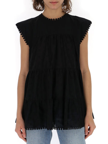 See By Chloé Sleeveless Top