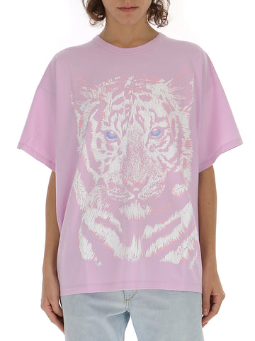 See By Chloé Tiger Print T-Shirt