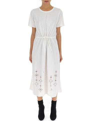 See By Chloé Cutwork Midi Dress