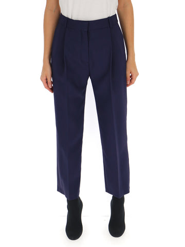 See By Chloé Straight Leg Cropped Pants