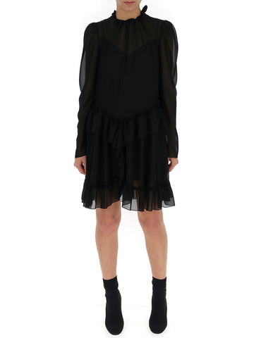 See By Chloé Ruffled Mini Dress