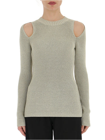See By Chloé Cut-Out Sweater