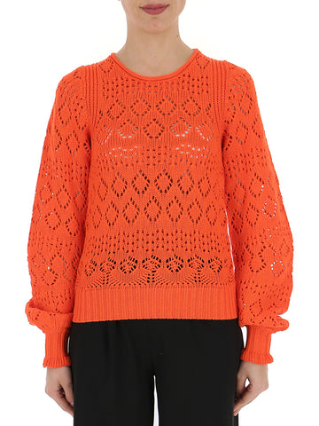 See By Chloé Embroidered Pullover