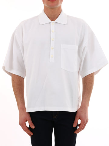Thom Browne Oversized Polo Shirt
