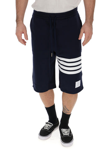 Thom Browne Four Bar Long Shorts
