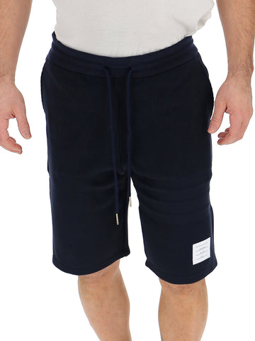 Thom Browne Patch Detail Shorts