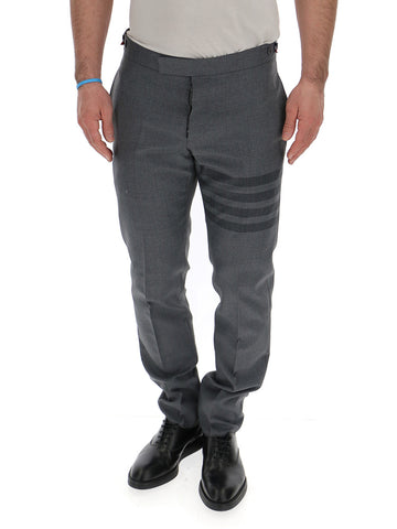 Thom Browne 4-Bar Slim Fit Trousers