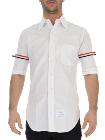 Thom Browne Armband Stripe Shirt