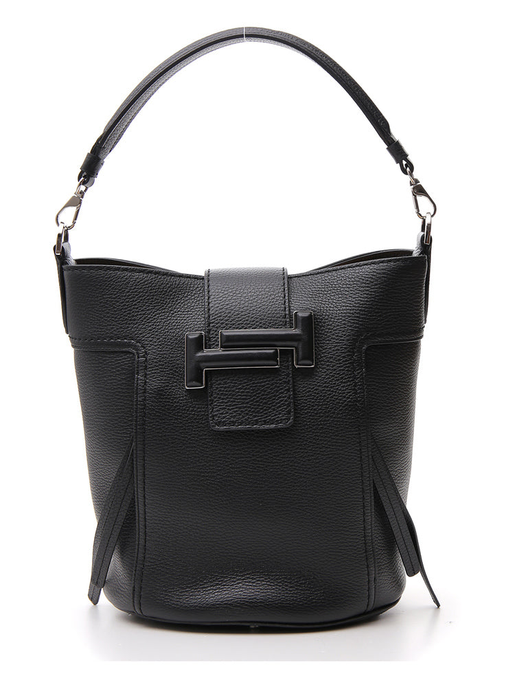 090fe146ac Tod's Double T Small Bucket Bag – Cettire