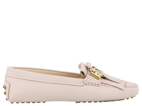 Tod's Gommino Buckle Loafers