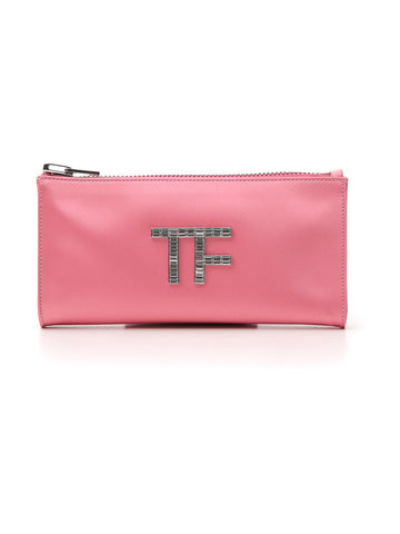 Tom Ford Logo Clutch Bag