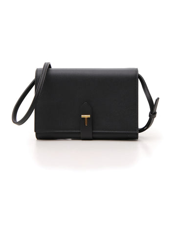 Tom Ford Logo Buckle Crossbody Bag