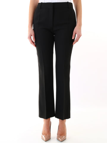 Valentino Boot-Cut Tailored Trousers