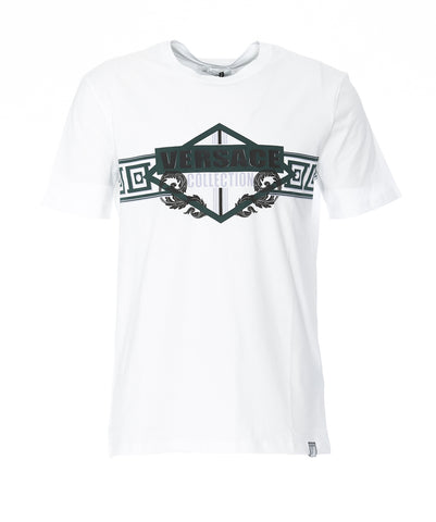 Versace Collection Logo Print T-Shirt