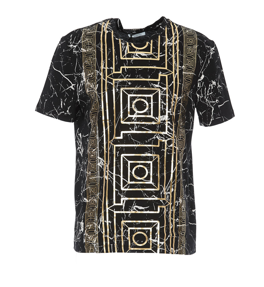 b3a03715 Versace Collection Printed T-Shirt – Cettire