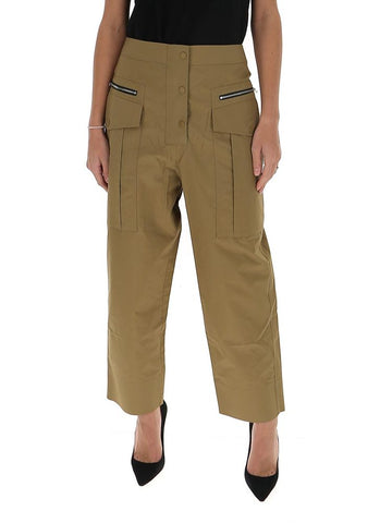 3.1 Phillip Lim Cropped Cargo Pants