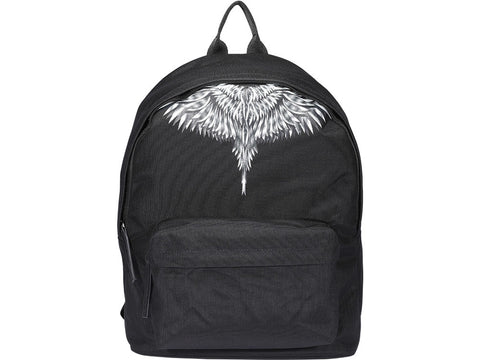 Marcelo Burlon County Of Milan Sharp Wings Print Backpack