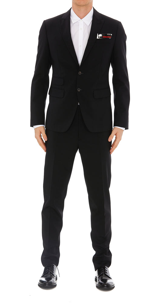 Dsquared2 Two-Piece Tailored Suit