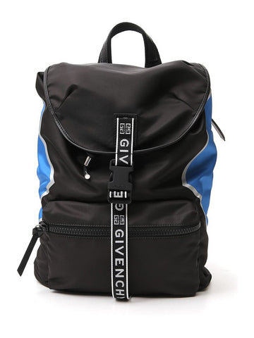 Givenchy Colour Block Utility Backpack