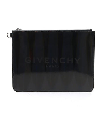 Givenchy Logo Clutch Bags